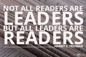 all leaders are readers